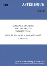 Exposé Bourbaki 1003 : La conjecture de Weinstein en dimension $3$ d'après Brendle-Schoen