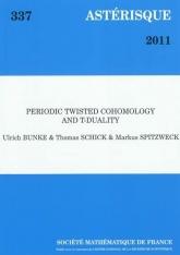 Cohomologie périodique tordue et T-dualité