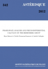Analyse dans l'espace des phases, et calcul pseudodifférentiel sur le groupe de Heisenberg