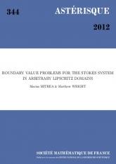 Problèmes au bord pour le système de Stokes dans les domaines de Lipschitz quelconques