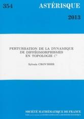 Perturbation de la dynamique de difféomorphismes en topologie $C^1$