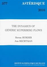 La dynamique des flots de Kuperberg génériques