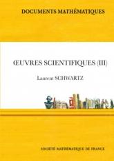 Œuvres scientifiques (III)