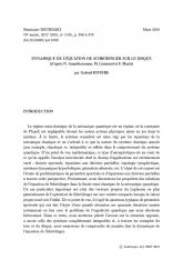 Exposé Bourbaki 1145 : Dynamique de l'équation de Schrödinger sur le disque (d'après N. Anantharaman, M. Léautaud et F. Macià)