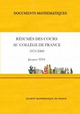 Résumés des cours au Collège de France (1973-2000)