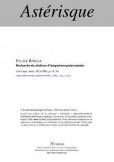 Recherche de solutions d'inéquations polynômiales