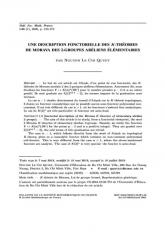 Une description fonctorielle des $K$-théories de Morava des 2-groupes abéliens élémentaires