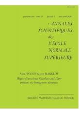 Problèmes de Steinhaus et Slater en dimension supérieure via la dynamique homogène