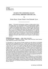 Sur les conditions de type Roth, la dualité et les sommes de Birkhoff centrées pour les échanges d'intervalles