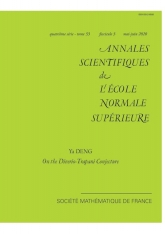 Autour de la conjecture de Diverio-Trapani