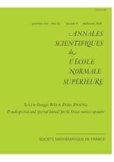 Bornes pseudospectrales et spectrales pour l'opérateur de vortex d'Oseen