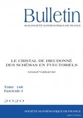 Le cristal de Dieudonné des schémas en $\mathbb{F}$-vectoriels