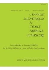 Sur la correspondance entre les formes modulaires paraboliques de Hilbert et certaines formes modulaires paraboliques de Hilbert-Siegel