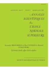 Algèbres de Hecke doubles affines cyclotomiques