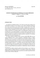 Exposé Bourbaki 1165 : Infinité d'hypersurfaces minimales en basses dimensions d'après F. C. Marques, A. A. Neves et A. Song