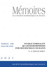 Quasi-isomorphismes stables de formalité pour les cochaînes de Hochschild