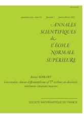 Les flots de difféomorphismes $\mathbb{T}^2$ d'Anosov conservatifs sans mesure invariante absolument continue