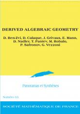 Géométrie algébrique dérivée