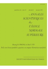 Équations paraboliques totalement non-linéaires sur les variétés hermitiennes compactes
